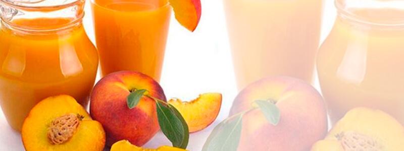 Jarra de jugo de frutas